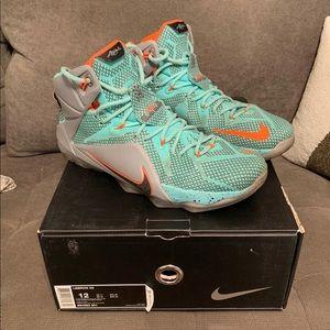 788835339a89 Nike Shoes - Nike LeBron 12  NSRL